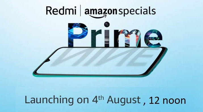 Redmi 9 Prime going to launch on August 4 in India