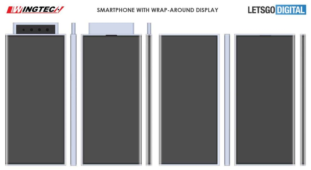 Smartphone With Triple PopUp Camera got Patented